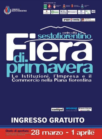 Il programma completo della Fiera (2908 KB) - Comune di Sesto ...