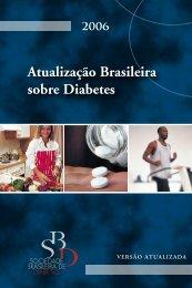 Atualização - Diabetes 2006 - Sociedade Brasileira de Diabetes