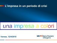 2 - Unione degli Industriali della provincia di Varese