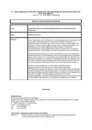 vom 12. -13. Juni 2009 i - DGPSF