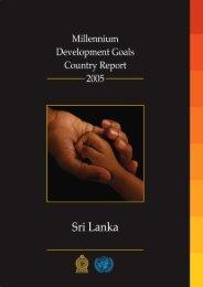 Sri Lanka MDG Report 2005.pdf