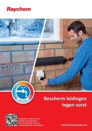 Bescherm leidingen tegen vorst - Pentair Thermal Controls