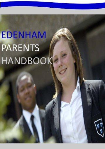 from the Headteacher - Edenham High School