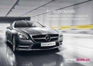 Invito personale - Mercedes-Benz Automobil AG