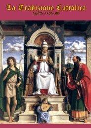 n°70 - Fraternità Sacerdotale di San Pio X