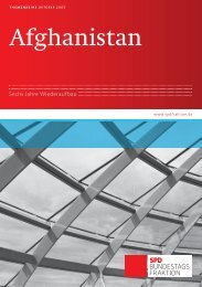 Afghanistan - Sechs Jahre Wiederaufbau, Broschüre ... - Rainer Arnold