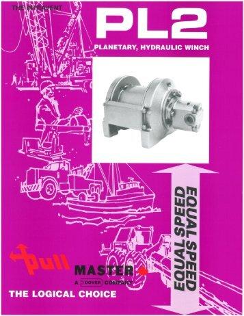 Model PL2 Sales Sheet - TWG