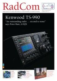 Kenwood TS-990 - Kenwood Electronics UK Ltd.
