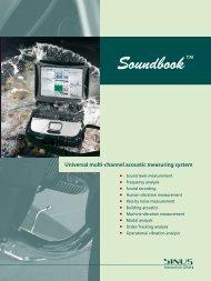 Soundbook_MK1 Measurement System