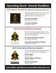 SAWIB09 Program K - the Stevie Awards - Page 2