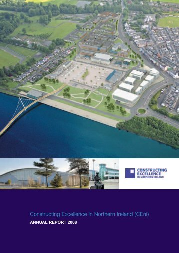 CENI ANNUAL REPORT08 - University of Ulster