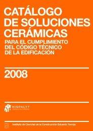catálogo de soluciones cerámicas - construmecum