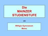 3 - Bischöfliches Willigis Mainz