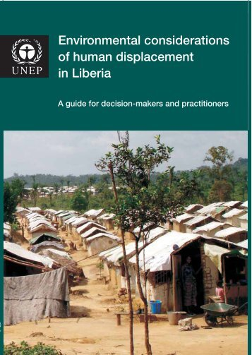 Environmental Considerations of Human Displacement in Liberia