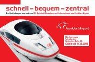 schnell – bequem – zentral - Westerwald-ÖPNV
