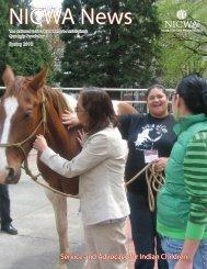 Spring 2010 - National Indian Child Welfare Association