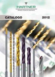 catalogo punte hartner 2012 - SEF meccanotecnica
