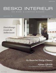 Jetzt PDF downloaden - Besko Interieur