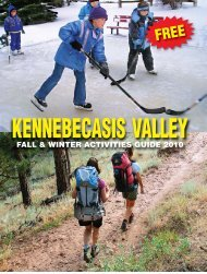KV Fall & Winter Guide 10:Magazine Layout - Reid & Associates ...