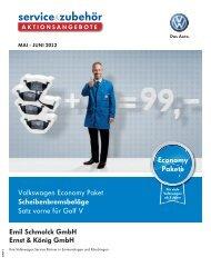 Economy Pakete - Schmolck