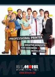 """Professional Printer"" als PDF-Datei (11 MB - Dr. Mohr"