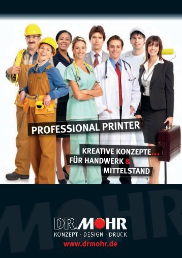 """Professional Printer"" als PDF-Datei (11 MB - Dr. Mohr"