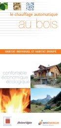Guide des appareils de chauffage au bois automatiques