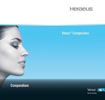 Venus® Composites Compendium - Heraeus