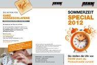 SoMMERzEit - Rehm
