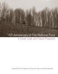 PDF 4,6 - Nationalfonds der Republik Österreich für Opfer des