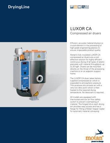 DryingLine LUXOR CA