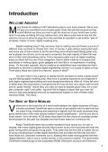 Instructions pertaining to a - The VOX Showroom - Page 5