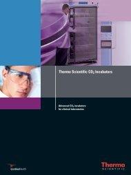 Thermo Scientific CO2 Incubators - TekniScience.com