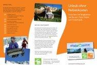 Infos - Hochpasshaus