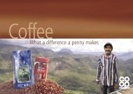 Coffee Report PDF - Fair Trade Barrie