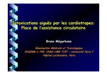 assistance circulatoire - SMUR BMPM