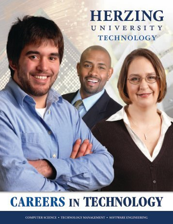 CAREERS IN TECHNOLOGY - Herzing University