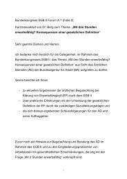 Bundeskongress SGB II Forum A 7 (Folie 0) - Bundeskongress-sgb2.de