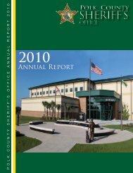2010 Annual Report - Polk County