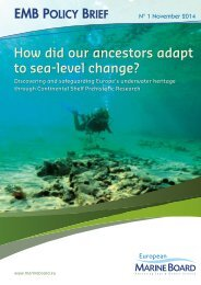 How our ancestors adapted to sea-level change-252