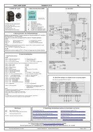 G110 Easy User Guide NL V1.05 - Industry - Siemens Nederland