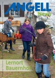 Lernort Bauernhof - ANGELL Akademie Freiburg