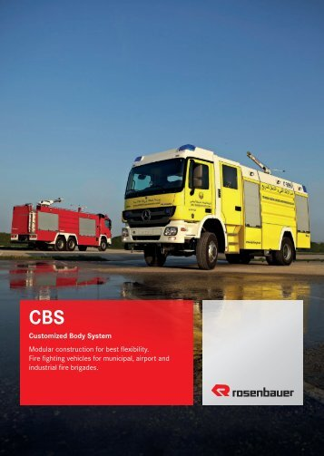 Brochure CBS en - Rosenbauer International AG
