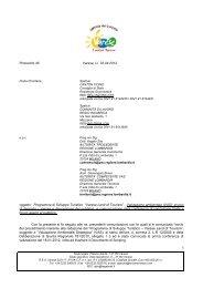 SETTORE TERRITORIO E URBANISTICA - Provincia di Varese