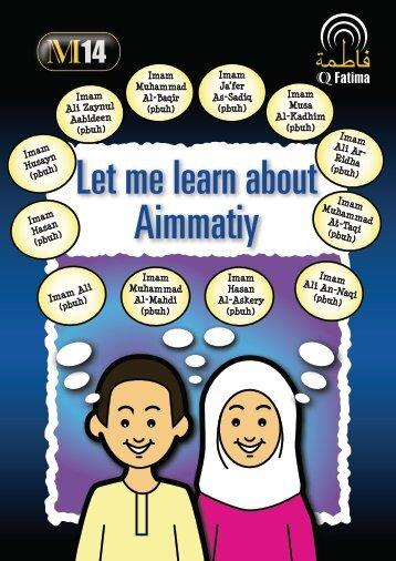 Imam Hasan - Hujjat Workshop