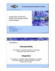 CIM and IEC 61850 Training.pdf - EMS Users Conference