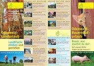 urlaubaufdemlandurlau baufdemland - Bauernhofurlaub Odenwald