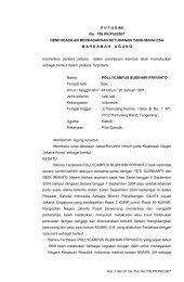 Pollycarpus Budihari Priyanto - KontraS