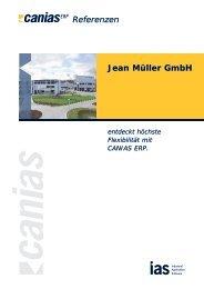 Referenzbericht Jean Müller GmbH - it-auswahl.de