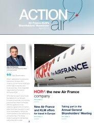 april 2013 - Air France-KLM Finance